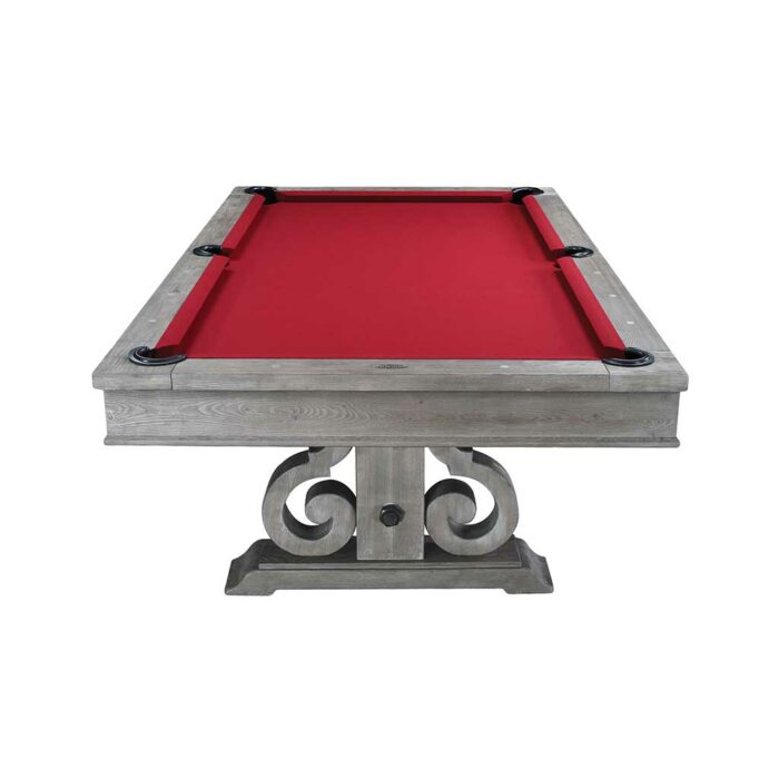 barnstable pool table front view