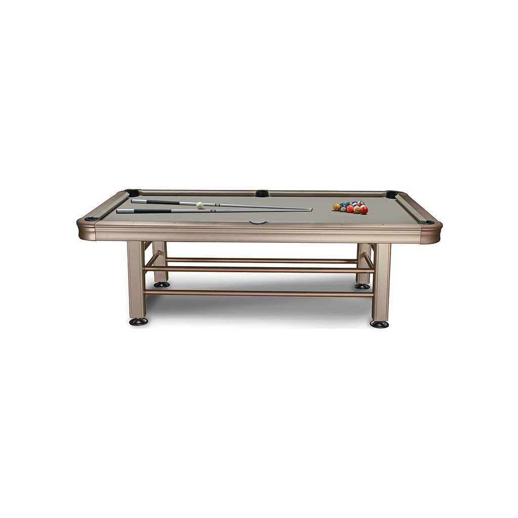 The Imperial 8ft Outdoor Pool Table Dallas Pool Table